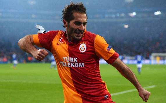Hamit fancies Galatasaray's chances against 'lucky' Real Madrid