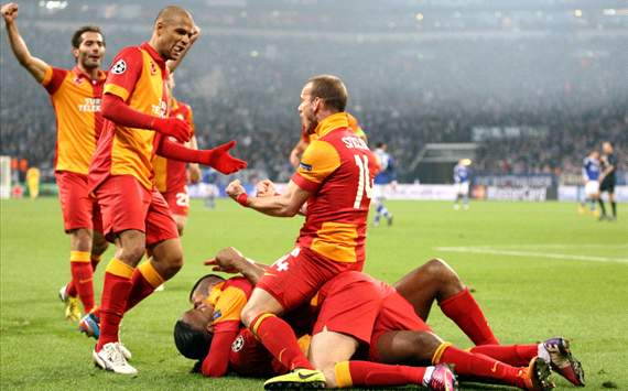 Galatasaray's Champions League success proves I made right choice, says Sneijder