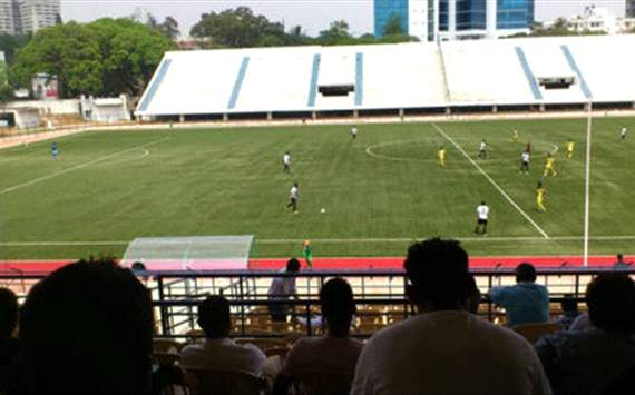Vasco SC vs South United FC, I-League division II
