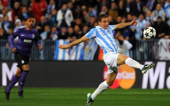MALAGA :2 FC PORTO :0