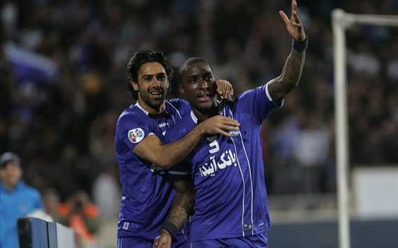 الشباب امارات 2-4 استقلال تهران؛ صعود با تمام قوا !