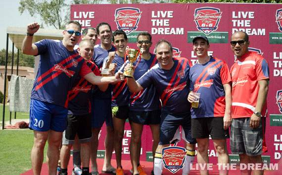 Budweiser 6v6 Cup: Delhi Leg in pictures