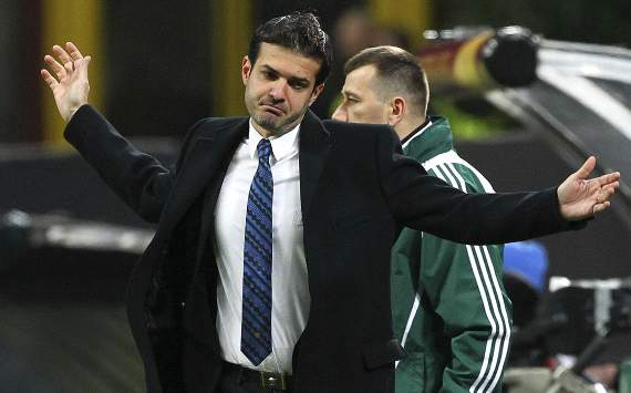 Stramaccioni worried Europa League exit will affect Inter