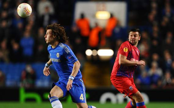 Luiz always confident of Chelsea progression