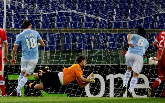 Europa League, Lazio-Stoccarda: Kozak scores