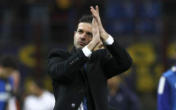 Inter played their best football of the season, says Stramaccioni