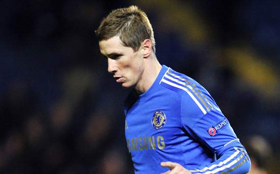 TEAM NEWS: Ba preferred to Torres for Chelsea against West Ham