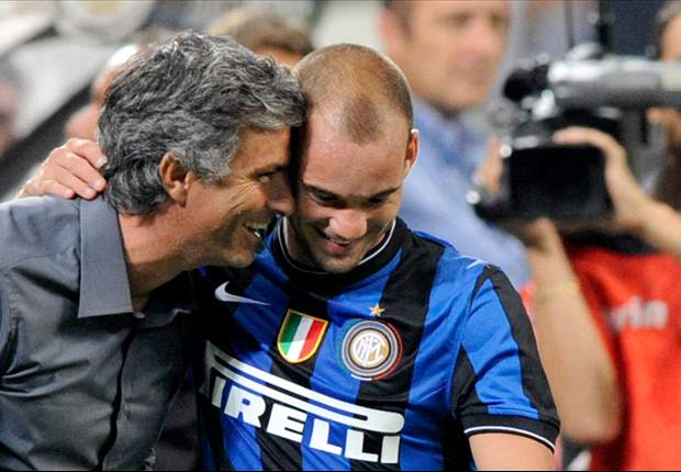 Mourinho hints he would like Inter return