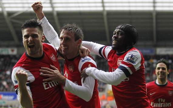 Unlikely heroes step up as Gunners record crucial win against the Swans