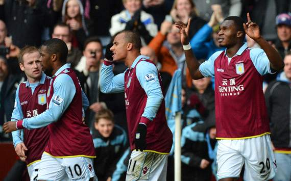 Benteke hints at Villa exit