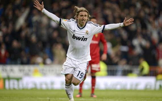 Ultimate transfer targets: Luka Modric