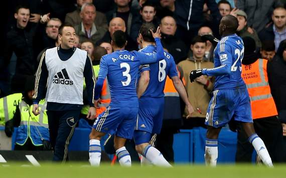 Lampard: 200th Chelsea goal felt special
