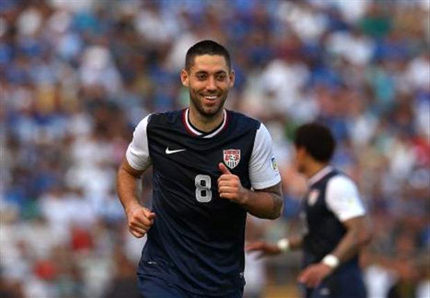 U.S. stars back Clint Dempsey's captaincy