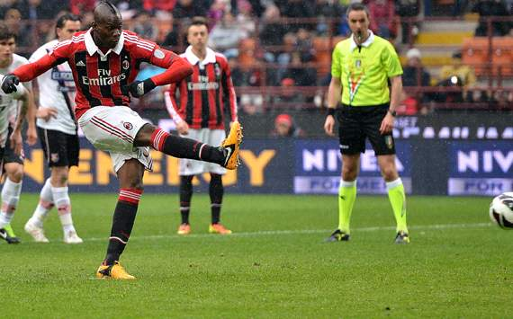 Balotelli: Milan want to win all remaining games