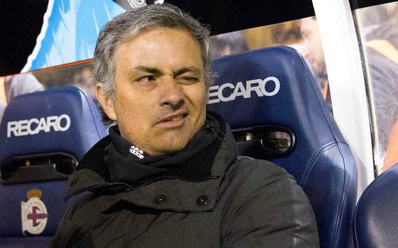 Exit rumours are 'nonsense', says Mourinho