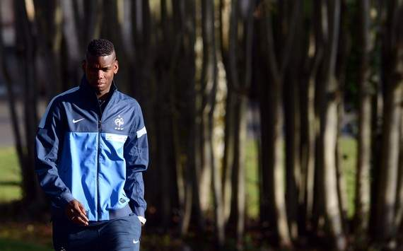 Pogba: I want to be Pogba, not Vieira