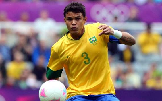 Thiago Silva eyes CL &amp; WC double in 2014
