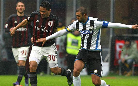 ไฮไลท์  AC Milan 1 - 1 Udinese