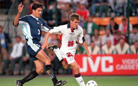 Owen: Goal against Argentina at France '98 changed my life