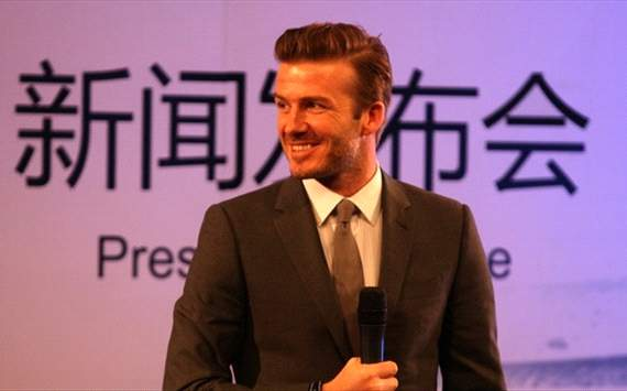 Beckham, un voyage qui a fait dbat