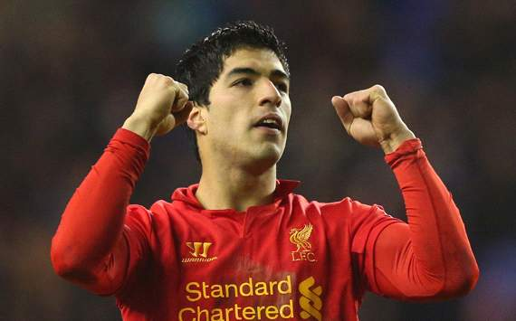 Suarez: I will stay at Liverpool