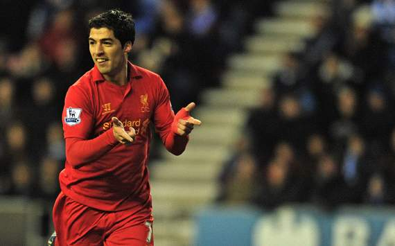 Suarez: I am staying at Liverpool