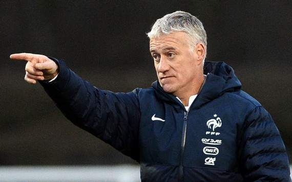 Deschamps: France cannot think of defending against Spain