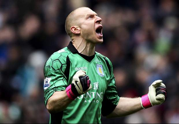 Brad Guzan confident ahead of World Cup qualifiers