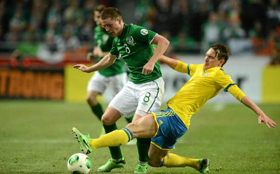 'We did well to get a point' - James McCarthy pleased with team performance