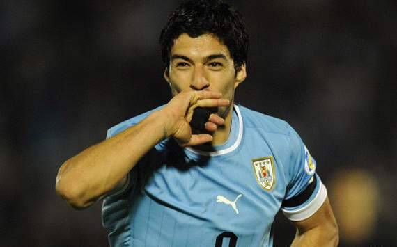 Suarez & Cavani face off in Madrid audition