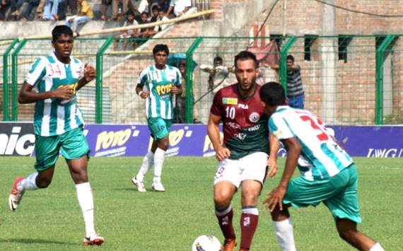 'I am lucky to escape from Mohun Bagan'