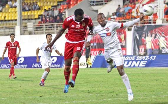 Debutants prosper in Pune-Lajong draw