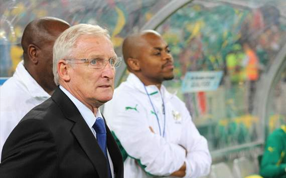 Igesund: Bafana were unfortunate