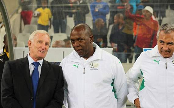 Igesund's surprise packages in Bafana squad