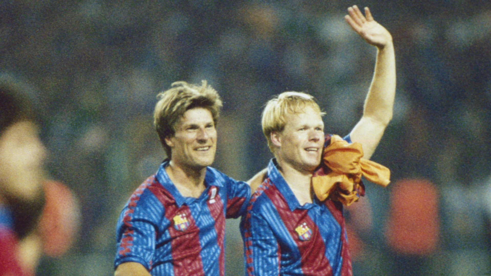 Laudrup Why I left Barcelona Dream Team for Real Madrid