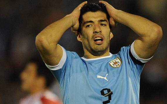 Suarez faces anxious wait for Fifa verdict