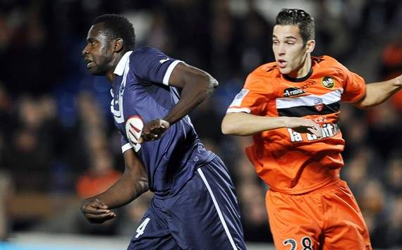 Ligue 1 : Cheick Diabate vs Maxime Barthelme (Bordeaux vs Lorient)