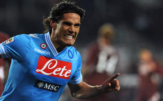 Cavani admits to Real Madrid 'dream'