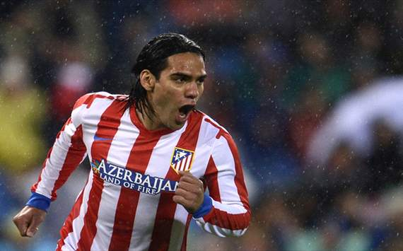 Falcao, cap sur Man United ?