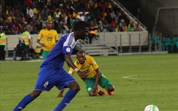 Bafana to travel to Lesotho and Cameroon