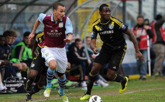 Aston Villa beat Chelsea to clinch NextGen title