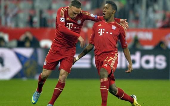 FC Bayern Munich vs Juventus