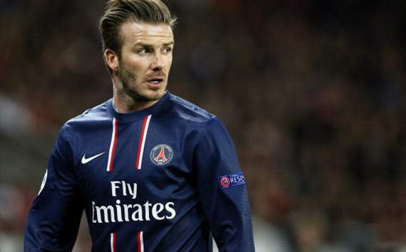 David Beckham announces retirement