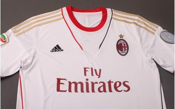 Bocoran Jersey Baru Ac Milan Musim 2013/2014