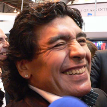 Maradona New Coach Of Argentina