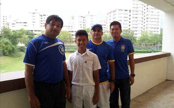 17-year-old Mahathir to train with Boavista
