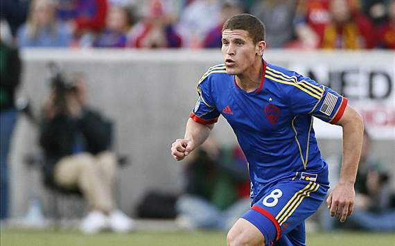 Dillon Powers, Colorado Rapids, MLS