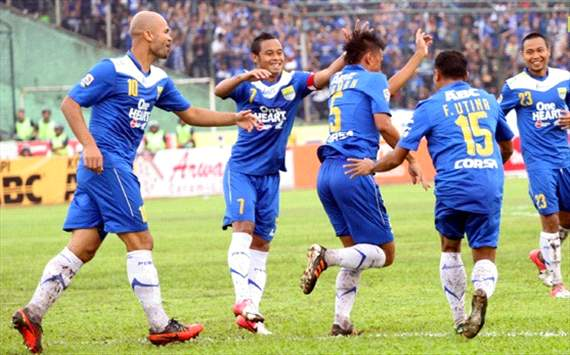 FT: Persib 3-1 Persela