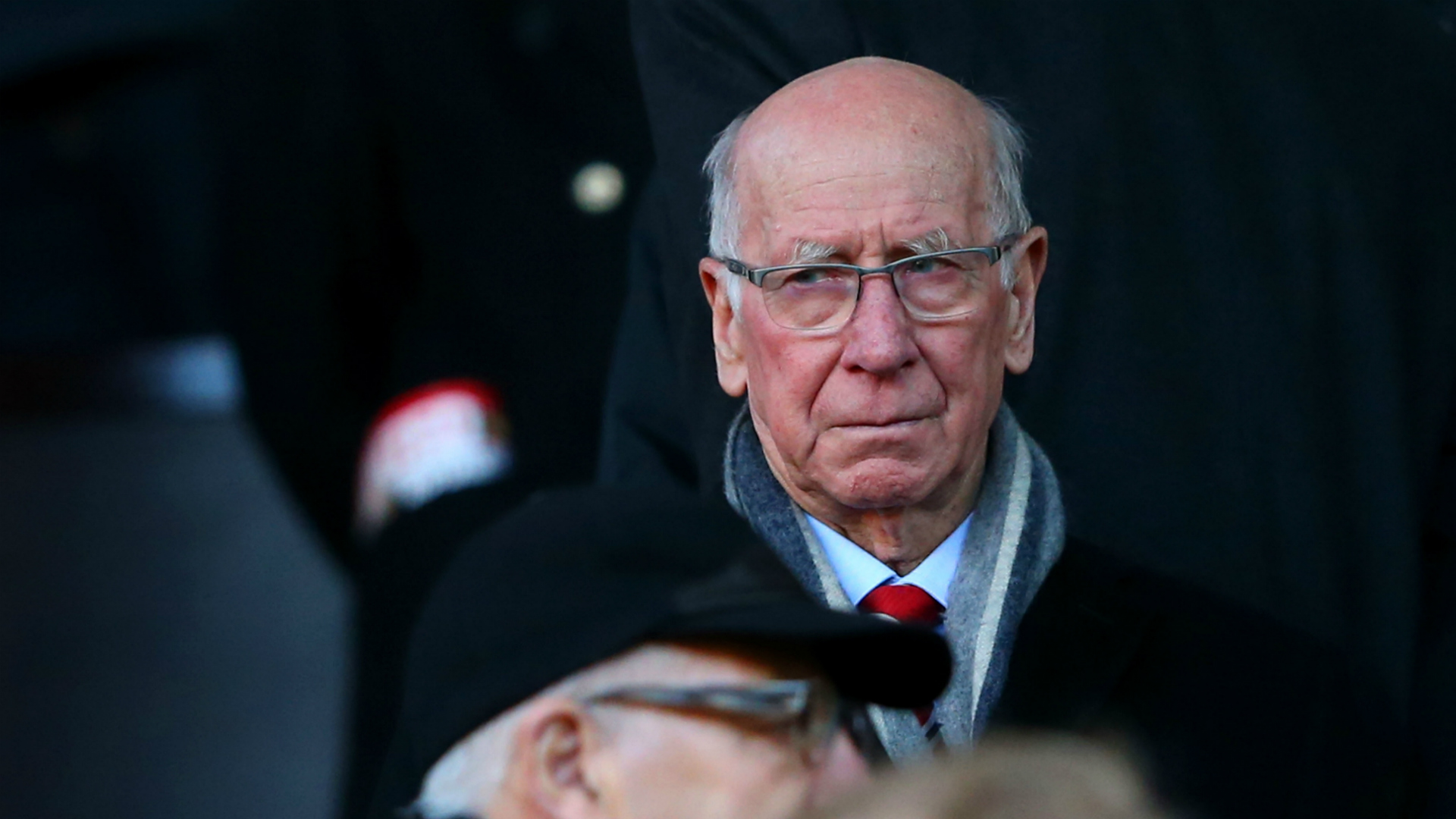 Man Utd to name stand after Sir Bobby Charlton