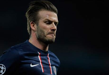 Beckham Calls It Quits